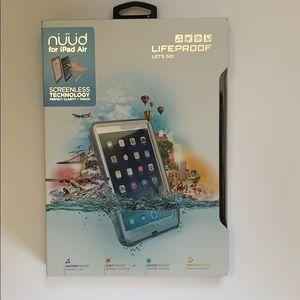 LIFEPROOF 1901-02 Nüüd iPad Air Waterproof Case